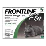 Фронтлайн от клещей для кошек